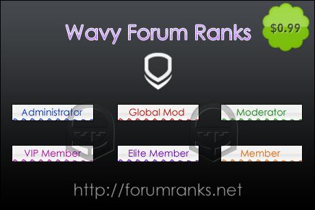 promotion forum ranks